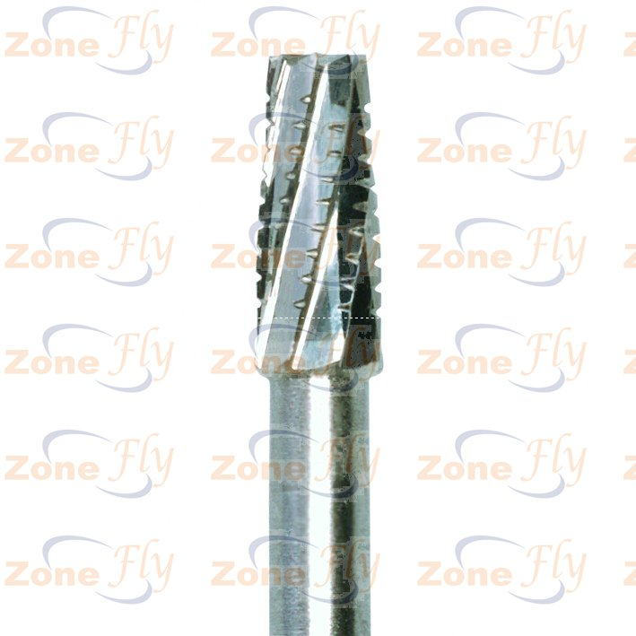 Dental Burs TAPERED FISSURE CROSSCUT