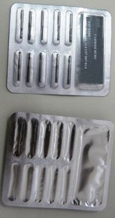 Dental Burs Packing